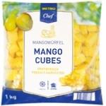 Манго Metro Chef кубики замороженные 1кг - купить, цены на Метро - фото 1