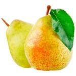 Fruit pear fresh