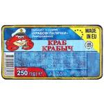 Krab Krabich Crab Sticks 250g