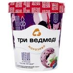 Мороженое Три Медведя Каzка лесные ягоды 320г