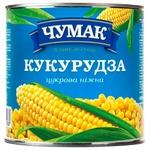 Кукуруза Чумак сахарная нежная 420г