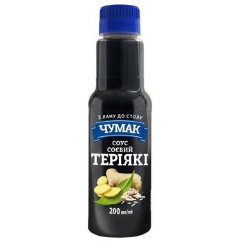 Chumak Teriyaki Soy Sauce 200ml