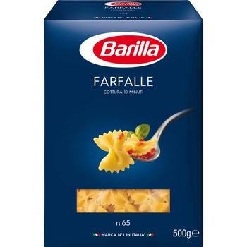 Макароны Barilla Farfalle №65 500г