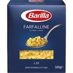 Макаронные изделия Barilla Farfalline №59 500г - купить, цены на Novus - фото 1