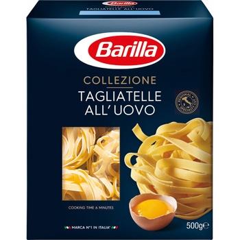 Макароны Barilla Tagliatelle All'Uovo 500г - купить, цены на МегаМаркет - фото 1