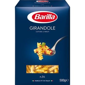 Макаронные изделия Barilla Girandole Torsades 500г - купить, цены на МегаМаркет - фото 1
