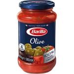 Соус Барілла Оливковий 400г - купити, ціни на МегаМаркет - фото 1