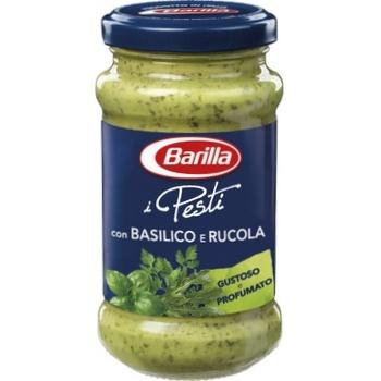 Соус Barilla Pesto Basilico e Rucola 190мл - купити, ціни на CітіМаркет - фото 1