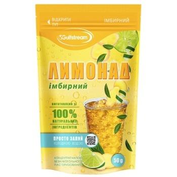 Gulfstream Ginger Lemonade 50g - buy, prices for Furshet - image 1