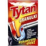 Tytan Means For Pipe Cleaning In Granules 40g