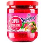 Khutorok With Beetroot Horseradish 190g
