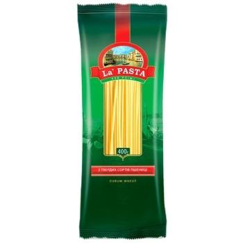 La Pasta Spaghetti Pasta 400g - buy, prices for Furshet - image 2