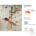 Шторка для ванной Spirella Goldfish 180х200см