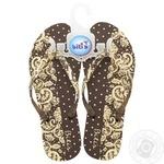 Bitis Women's Beach Slippers s.36-41 assortment