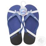 Bitis Men's Beach Slippers s.41-46 assortment