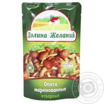 Dolyna Bazhanʹ Marinated mushrooms 200g - buy, prices for Furshet - image 3