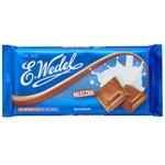 Шоколад E.Wedel молочный 100г