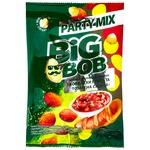 Арахис Big Bob Party Mix Колбаски гриль и томатная сальса в оболочке 80г