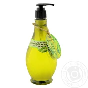 Фито-мыло Viva Oliva Увлажняющее с оливковым маслом и соком алоэ 400мл