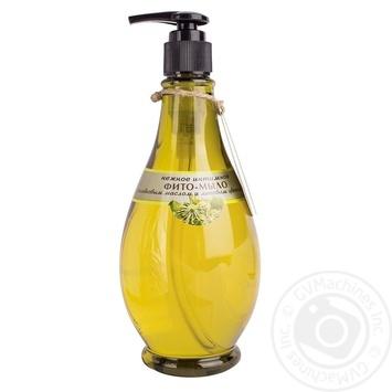 Soap Via oliva oil liquid for an intimate hygiene 400ml - buy, prices for Furshet - image 1
