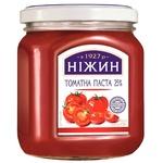 Паста томатна Ніжин 25% 470г