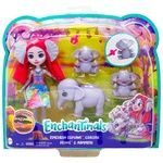 Enchantimals Esmeralda Elephant Family Game Set