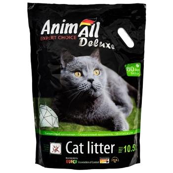 Наполнитель Animall для кошачьего туалета силикагель 10,5л - купить, цены на Метро - фото 1