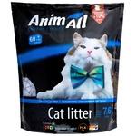 AnimAll Blue Valley Silicagel Cat Litter 7.6l