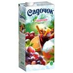 Напиток соковый Садочок Рождественский фруктово-цитрусовый микс 0,95л