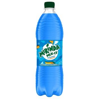 Mirinda Carbonated beverage Blueberry orange 1l - buy, prices for Auchan - image 1