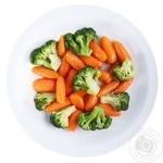 Овочі парові,ваг