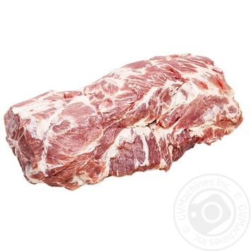 Ошеек свиной охлажденный без кости