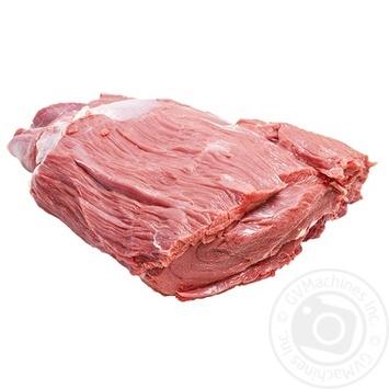 Ошеек говяжий охлажденный без кости - купить, цены на Novus - фото 1