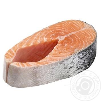 Steak salmon Masters of taste Ms fresh for steaks
