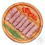 Pork chilled kebab