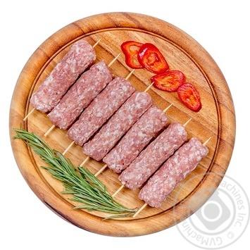Люля-кебаб из свинины охлажденный - купить, цены на Novus - фото 1