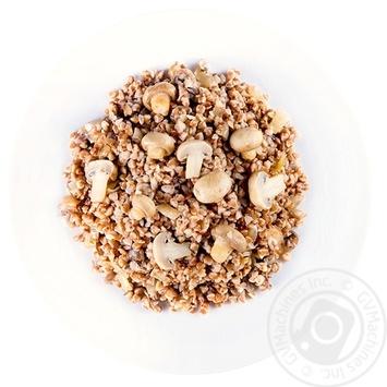 Гречневая каша с грибами - купить, цены на Novus - фото 1