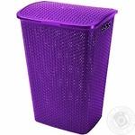 Curver Linen Basket 55l