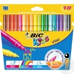 Bic markers 18 colors