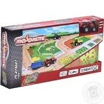 Majorette For Children Road With Car Play-Set