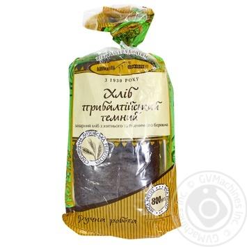 Kyivkhlib Prybaltiiskyi Rye-Wheat Dark Bread - buy, prices for Furshet - image 3