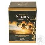 Sygarnyj Dom Fortuna Coconut Coal for a Hookah 36pcs
