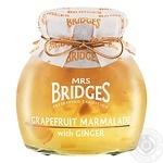 Конфітюр Mrs Bridges грейпфрут та імбир 340г - купити, ціни на Восторг - фото 1