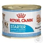 Корм Royal Canin Starter Mousse для цуценят 195г
