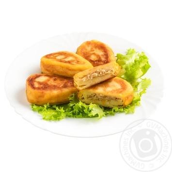 Зрази з капустою - купити, ціни на Ашан - фото 1