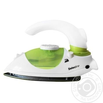 Selecline SW-2388 Iron for Travel - buy, prices for Auchan - photo 3