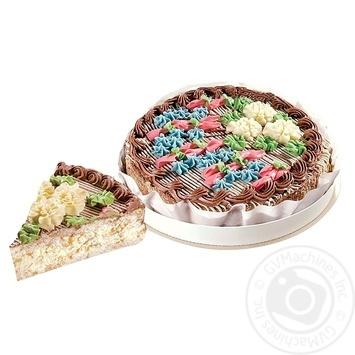 Торт Київський 500г - купити, ціни на Ашан - фото 1