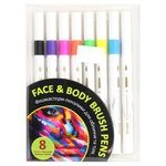 Maxi Set of Felt-tip Pens for Face and Body 8 colors