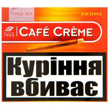 Сигара Cafe Creme Henri Wintermans Arome - купить, цены на СитиМаркет - фото 1