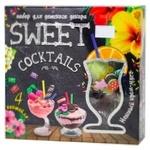 Набір для дитячого декору Strateg Sweet cocktails